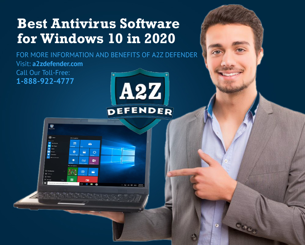 Best antivirus software for windows 10 in 2020