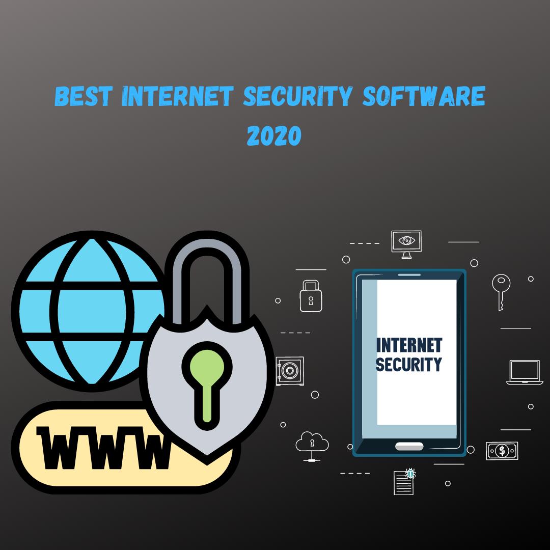 best internet security software 2020