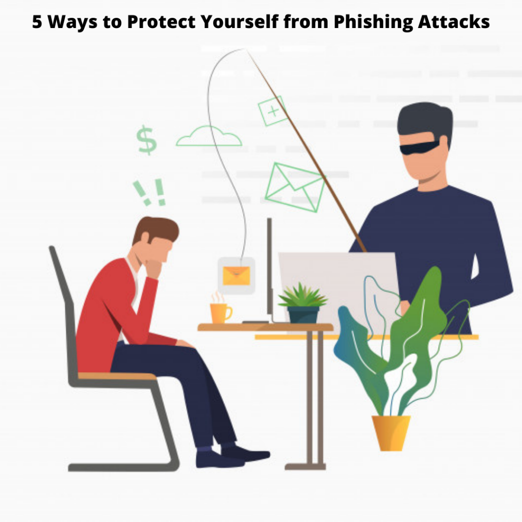 5 Powerful Ways to Protect Yourself Against Phishing Scams