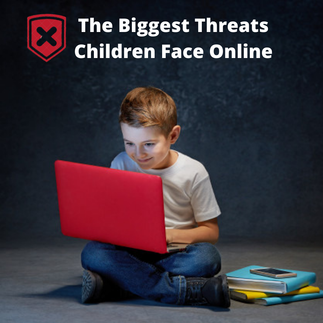 The Biggest Threats Children Face Online